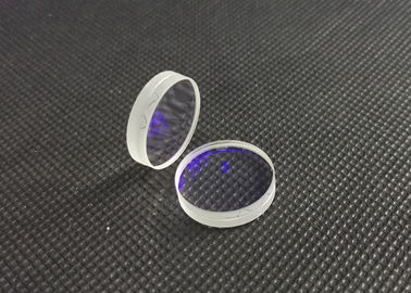 Customized Optical Glass Achromatic Doublet Lens With 0.2-0.5mm Chamfer