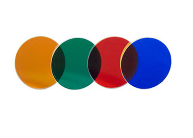 China good quality High Stability Optical Interference Filter , Dichroic Color Filters on sales
