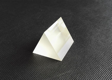 China Custom Optical Glass Prism Light Dispersion Equilateral Prism factory