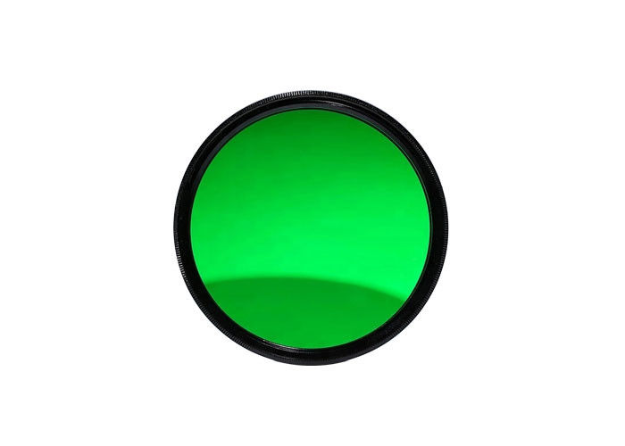 535nm Optical Narrow Band Interference Filter For Fluorescence And Immunoassays