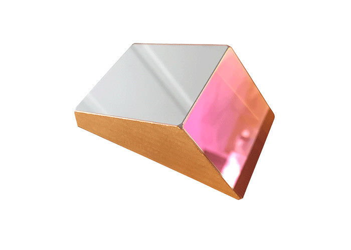 Custom CVD ZnSe Half Penta Prism With Low absorption supplier