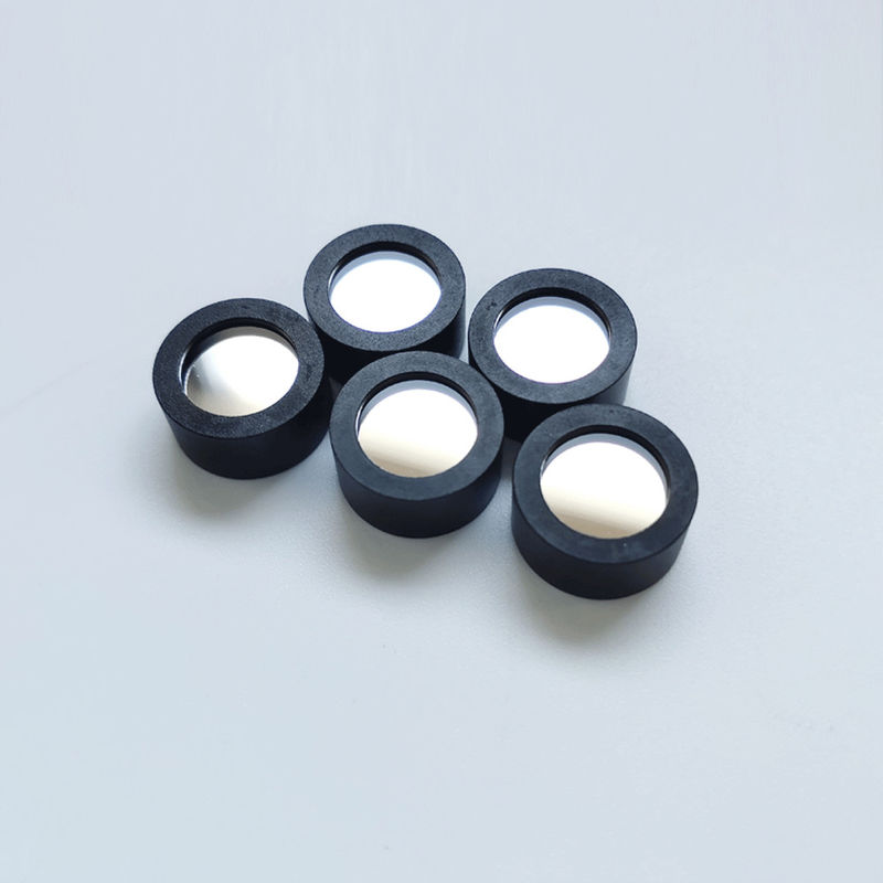 Optical Glass Bandpass Interference Filter Lens With Mount For Optical System