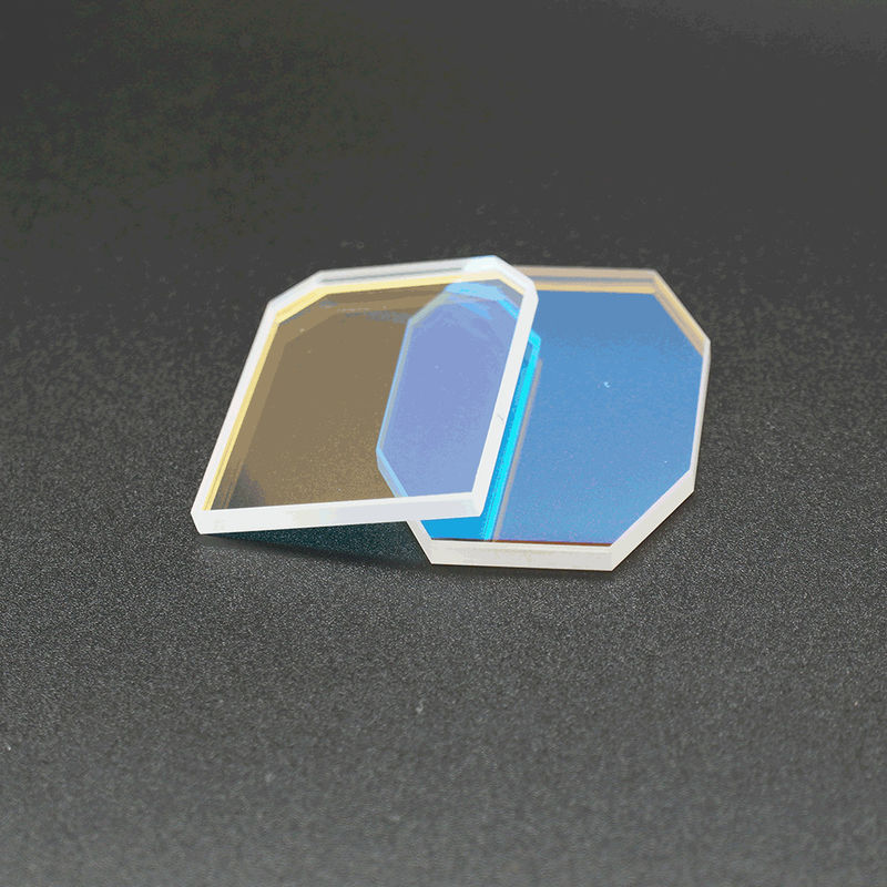 Optical Glass BK7/K9 Fused Silica Flat/Concave/Convex Mirror With Dielectric supplier